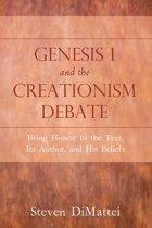 Genesis 1 and the Creationism Debate