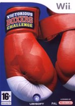 Victorious Boxers Challenge Nintendo Wii
