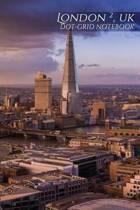 London 2, UK Dot-Grid Notebook