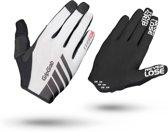 GripGrab - Racing fietshandschoenen - wit/zwart - Maat L