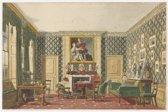 Mary Ellen Best : An Interior (1837) Canvas Print