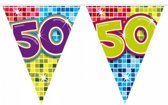 Mini vlaggenlijn 50 jaar