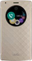 LG Quick Circle case CFR100 - Hoesje voor LG G4 - Goud