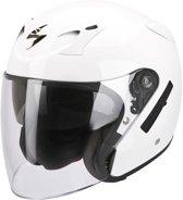 Scorpion Jethelm EXO-220 Solid White-S