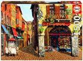 Educa De kleuren van Italië - puzzel 1500 stukjes