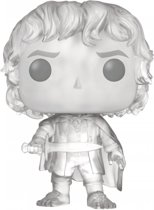 Funko Pop! Frodo Baggins Invisible #444 Limited Editie Lord Of The Rings  - Verzamelfiguur