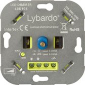 Lybardo ITEC 5-250W LED Dimmer - Fase Afsnijding - Universeel - Inbouw