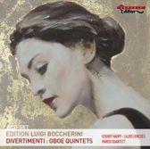 Boccherini Edition - Divertimenti, Oboe Quintets