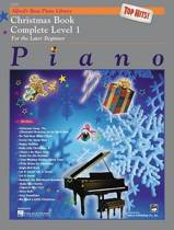 Alfred's Basic Piano Library Top Hits! Christmas Complete, Bk 1
