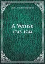 A Venise 1743-1744
