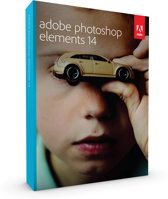 Adobe Photoshop Elements 14 - Frans / PC / MAC / DVD