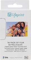 Lifeprint Zelfklevend Fotopapier 2x3 Film - 50 Stuks