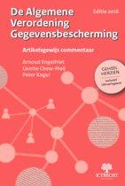 Handboek - De Algemene Verordening Gegevensbescherming (GDPR)