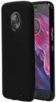 Wicked Narwal | TPU Hoesje voor Motorola Moto X4 Zwart