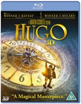 Hugo (3D Blu-ray) (Import)