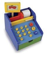Base Toys Houten Kassa