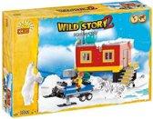 Cobi Wild Story Arctic Base - 22251