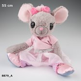 TopModel - House Of Mouse - Ballet muis knuffel, 55cm