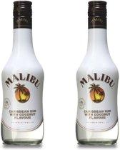 Malibu Coconut - 35 cl- 2-pack