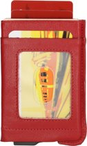 Double-D Creditcardhouder - Rood