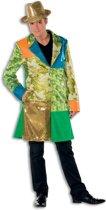 Showmantel heer Oranje/groen