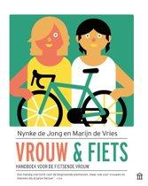 Omslag van 'Vrouw en fiets'