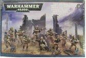 Warhammer 40,000 Imperium Astra Militarum: Cadian Shock Troops