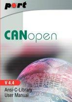 Canopen Library User Manual V4.4 Port Gmbh