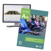 Rijbewijs AM Bromfiets Theorieboek + 22 uur online theorie examens 2020