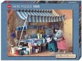 Heye Op de markt Muizenhuis legpuzzel 1000 stukjes