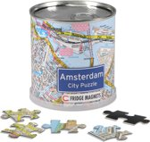 City Puzzle Amsterdam - Puzzel - 100 puzzelstukjes