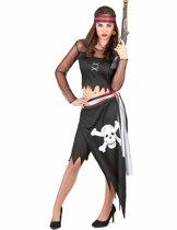 Piraat kostuum voor vrouwen  - Verkleedkleding - Medium