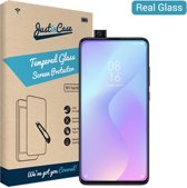 Just in Case Tempered Glass Xiaomi Mi 9T / Mi 9T Pro Protector - Arc Edges