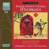 Deller Vol. 5 Madrigals