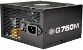 Cooler Master G750M 750W ATX Zwart power supply unit