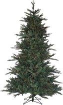 Black Box kunstkerstboom macallan pine maat in cm: 260 x 150 blauw