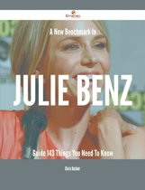 A New Benchmark In Julie Benz Guide - 143 Things You Need To Know