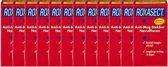 Roxasect Anti Mug Stekker Navulling Voordeelverpakking
