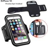 DrPhone Sportarmband - Waterafstotend - Reflecterend - iPhone