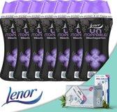 Lenor Unstoppables Mystic Wasparfum - 6 x 180gr - Oramint Oral Care Kit