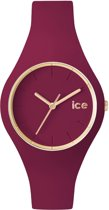 Ice-Watch IW001056 horloge dames - paars - siliconen