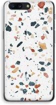 OnePlus 5 Transparant Hoesje (Soft) - Terrazzo N°4