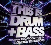This Is Drum : Mixed By High Contrast  Elektrcity