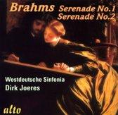 Brahms Serenades 1+2