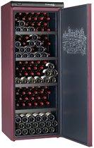 Climadiff CVP220A+ - Wijnklimaatkast - 216 flessen