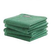 DDDDD vaatdoek Basic Clean classic green (30 x 30 cm) per 4 stuks