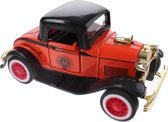 Toi-toys Schaalmodel Classic Cars Die-cast Oranje 12 Cm