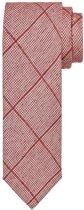 Profuomo stropdas zijde rood_ONESIZE, maat One size