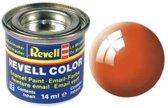 Revell verf voor modelbouw glanzend oranje nr 30