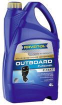Ravenol 2-takt full synthetic Buitenboordmotor Olie 4 liter